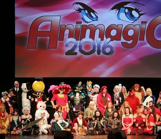 Bühnencosplay 2016