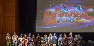 AnimagiC-Bühnencosplay