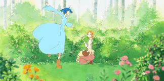 Liz und der blaue Vogel